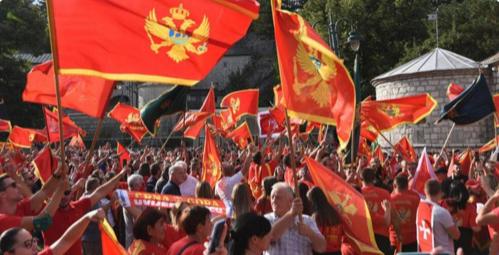 """U PODGORICI PROSVJED CRNOGORSKIH DOMOLJUBA """"Crna Gora te zove, nemaš  izgovor"""" - Cronika"""